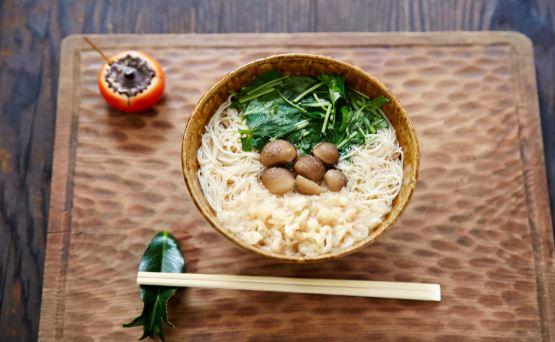 處 森正 にゅう麺