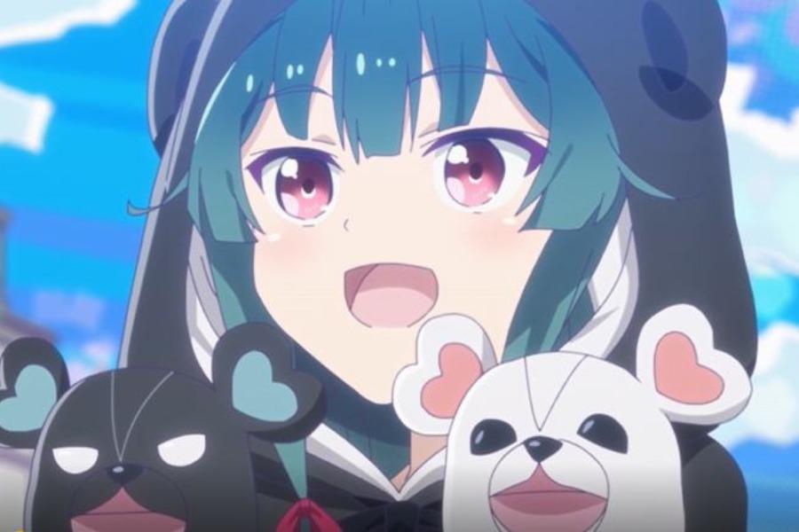 くまクマ熊ベアーアニメ感想8話とあらすじ考察 クマさん、無双する