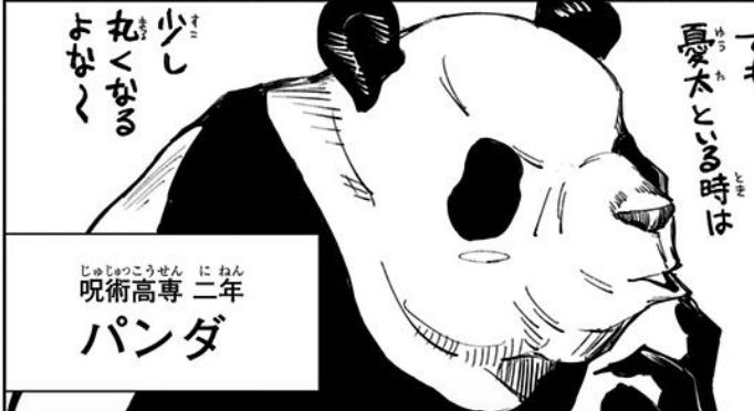 謎に包まれたパンダの正体とは
