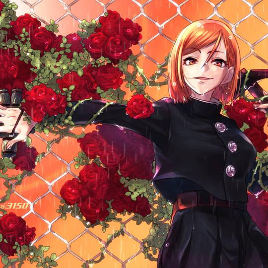 釘崎野薔薇(くぎさきのばら)とは01